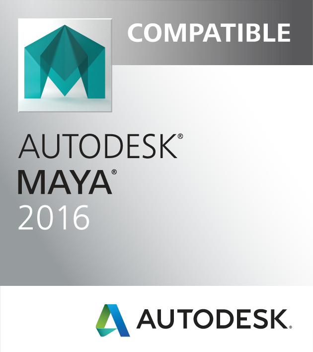 Maya 2016 compatible